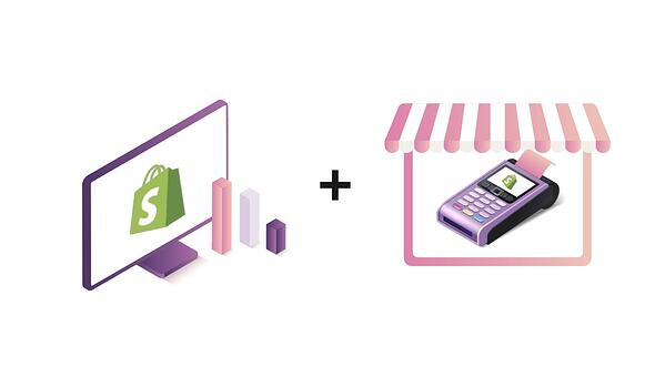 Shopify online and offline POS
